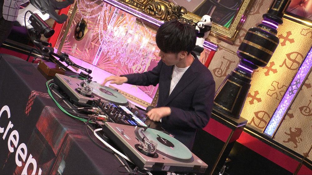 DJ松永さん