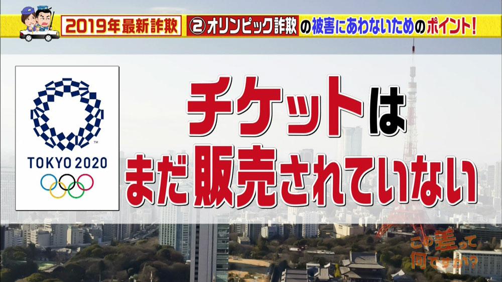 2019年1月現在、東京オリンピックのチケットはまだ発売されていない