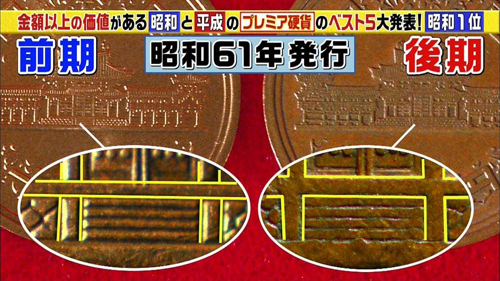 の 10 価値 号 年 円 玉 ある