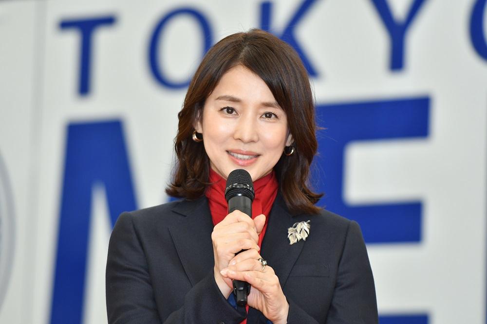 赤塚梓役・石田ゆり子